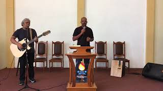 Reunião de Oração - 23/03/2020 (((AO VIVO)))
