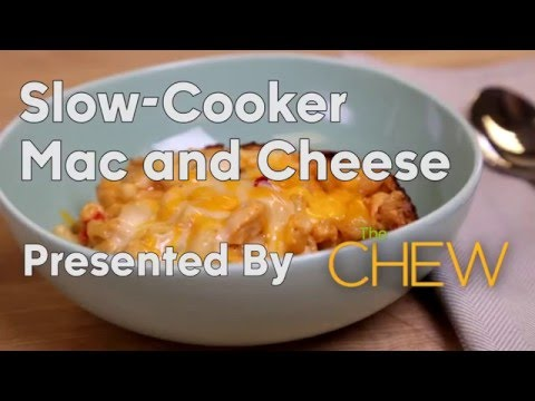 Slow-Cooker Mac And Cheese - The Chew