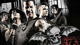 Avenged Sevenfold - So Far Away (Guitar Solo Cover)
