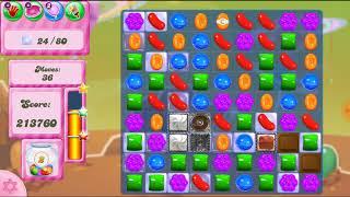 Candy crush saga level 650-652