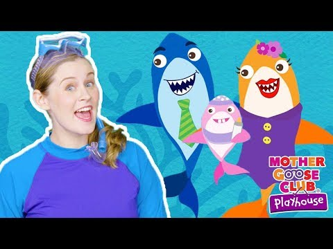 NEW   Baby Shark   Animal Songs   Mother Goose Club Playhouse Songs for Children   #BabySongs Rhymes
