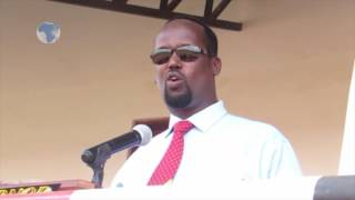 Aden Duale reminded just who is the
