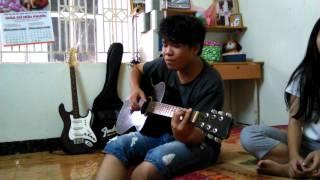 Guitar cover quê hương tôi vmusic