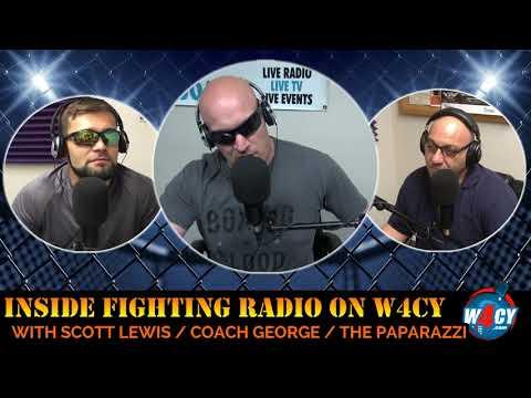 Inside Fighting Radio Episode #30 (KingMo, Gilbert Burns)
