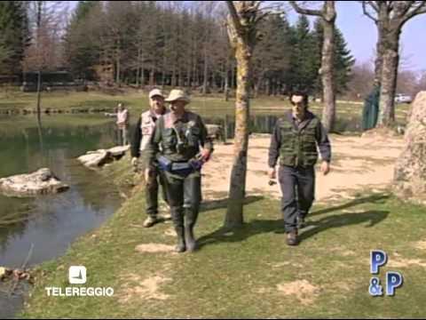 Pesci pescatori puntata 12 2006 parco laghi bagno di - Parco laghi bagno di romagna ...
