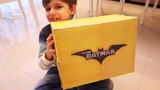 Lego Batman Yellow BOX - New Toys