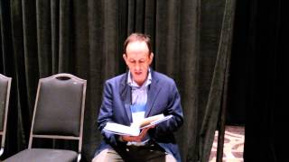 George Bishop reads from Night of the Comet