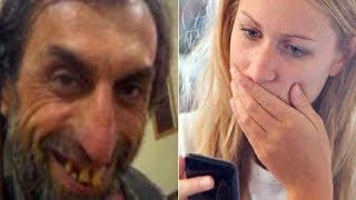 Strange Looking Man Added Her On Facebook, Officers Revealed To Her Shocking Discovery