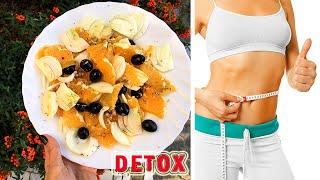 RICETTA DETOX Velocissima per RIMETTERSI IN FORMA!!! | Carlitadolce Cucina - Detox Diet
