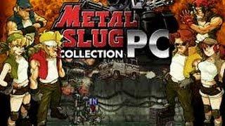 Metal Slug all mission