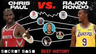 Download Chris Paul and Rajon Rondo envy each other, hate each other, and almost got traded for each other Mp3 and Videos