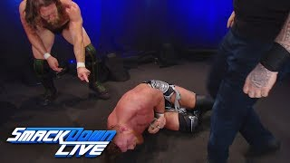 Daniel Bryan and Rowan attack Buddy Murphy: SmackDown LIVE, Aug. 20, 2019
