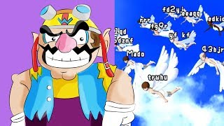 Warioware Smooth Moves (Wii) Multiplayer Games