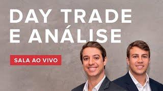 DAY TRADE E ANÁLISE l SALA AO VIVO COM LUCAS E OTTO - 20/04