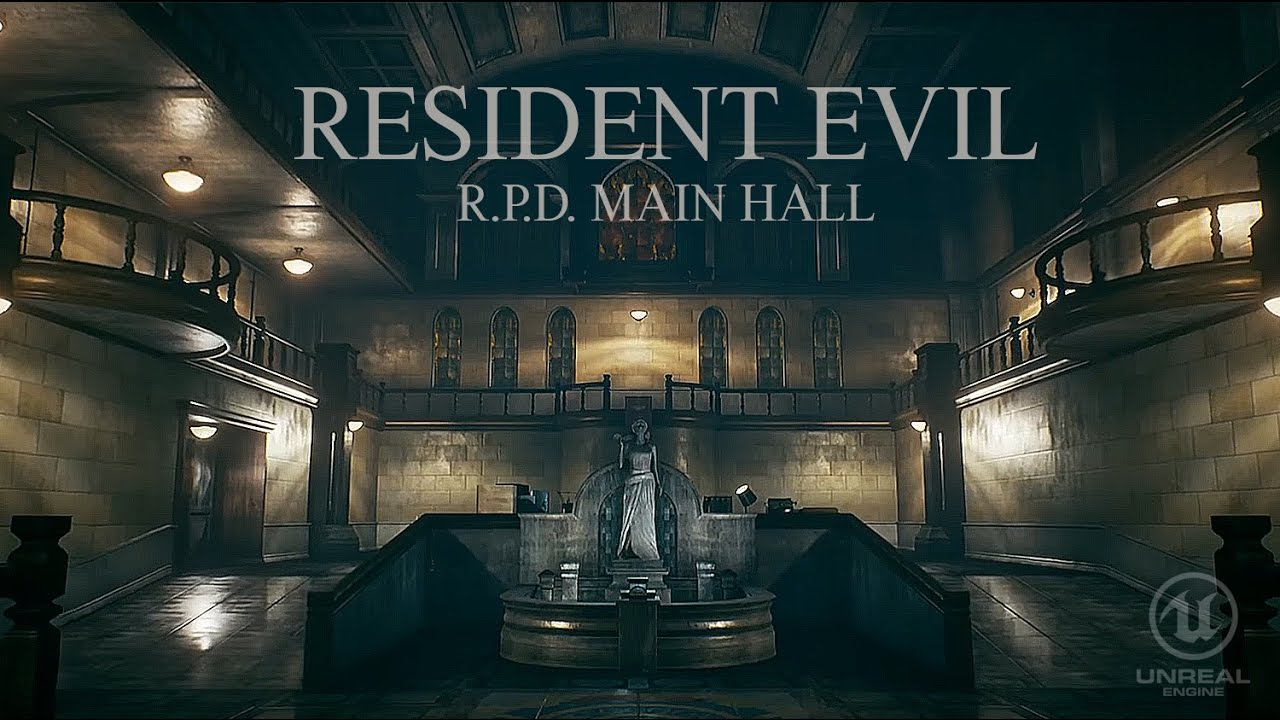 Resident Evil 2 Remake - If RE2 Remake looks anything like this, we