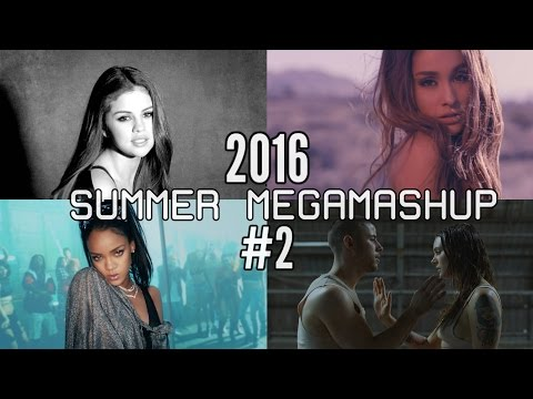 2016 Summer Megamashup #2 (Can't Stop The Pop) - Happy Cat Disco