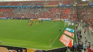 Braut 👰 Haaland provoziert / Leverkusen Dortmund 🍻