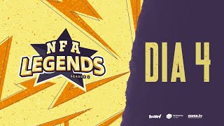FREE FIRE - NFA LEGENDS SEASON 2 DIA 4 - #NFAPRESENCIAL