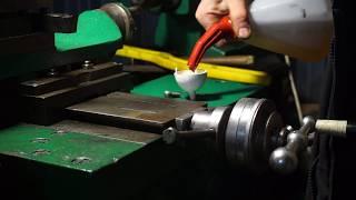 #20 -Замена масла в токарном станке. Что и как лить?