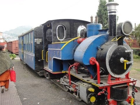 Darjeeling Himalayan Steam Railway - a World Heritage