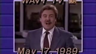 WAVY 10 Norfolk VA   May 17 1989  Quantum Leap