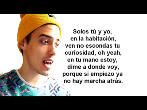 ONE DIRECTION - PERFECT (Español / Spanish lyrics versionby Leroy Sanchez)