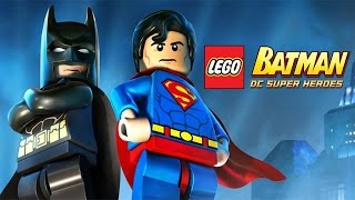 LEGO Batman: DC Super Heroes - Gameplay Video 6