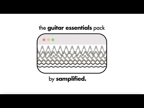 Live Acoustic Guitar Chords, Loops, and Sounds Sample Pack