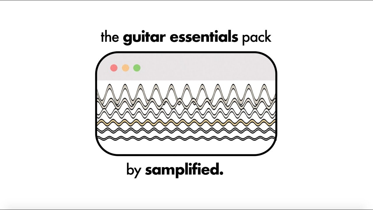 All Acoustic Guitar Chords And Loops Essential Sound Pack Youtube