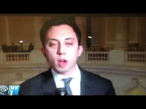 Rep. Michael Grimm Physically Threatens NY1 Reporter