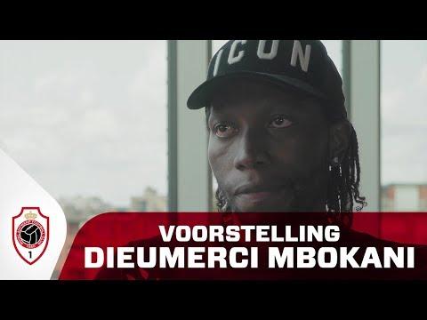 Voorstelling Dieumerci Mbokani #COYR #LoveRAFC