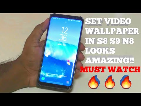 Set Video As Live Wallpaper In Android Hidden Feature Make Your Android Looks Amazing Youtube
