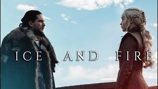 Game of Thrones || Ice and Fire
