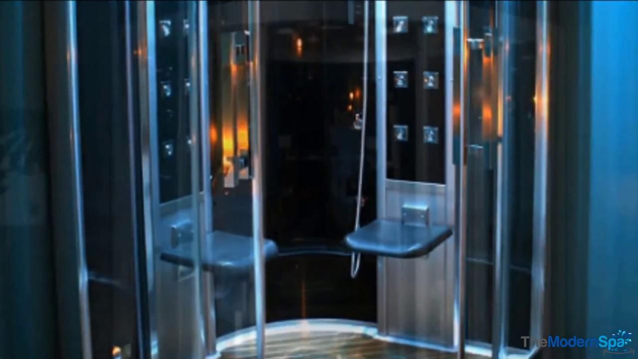 MayaBath Platinum DZ962F8 Computerized Massage Spa Steam Shower ...