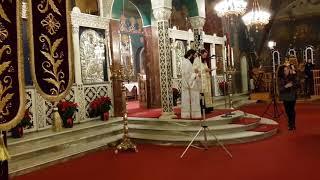 Венчание в Греческой Православной церкви в Афинах.