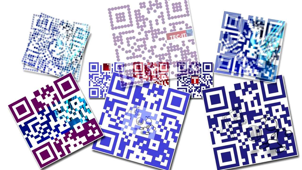 Create Fancy QR Codes with Logos