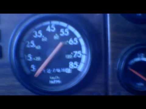 Обзор фреда FLD 120 кабина  органы управления
