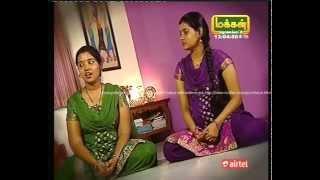 Shrutilaya Ramesh & Abhinaya Ramesh in Makkal TV