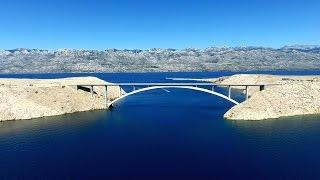 Croatia 2016 [DJI Phantom 3] - Zaton Holiday Resort, Nin, Pag, Split