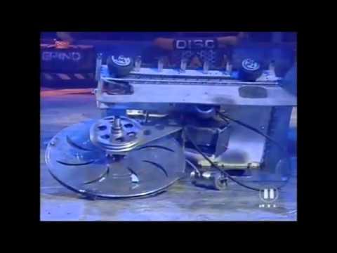 robot wars uk vs germany special german dub part 4 youtube. Black Bedroom Furniture Sets. Home Design Ideas