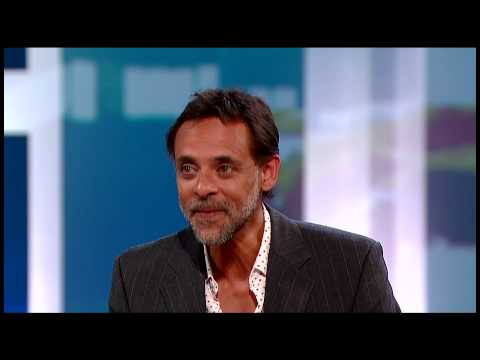 Alexander Siddig on Star Trek Conventions  and His Playboy Surprise