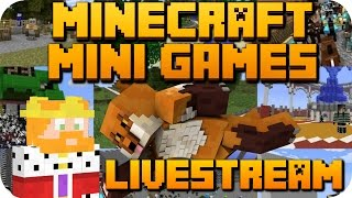 MineCraft PC Hypixel Live Stream with Z One N Only Gaming