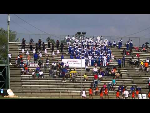 Savannah State & Albany State- Best Band 2011