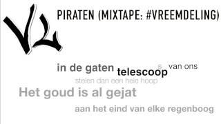 VLL- Piraten Karaoke Versie (Mixtape Vreemdeling)