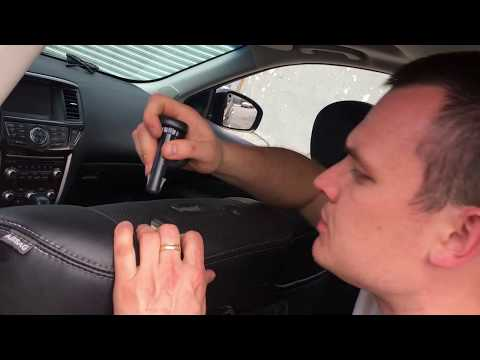How To Remove Replace Seat Cover, Head Rest On Most New Nissan, Pathfinder Rogue Altima Maxima