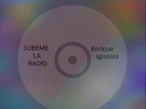 Descargar SUBEME LA RADIO / Enrique Iglesias