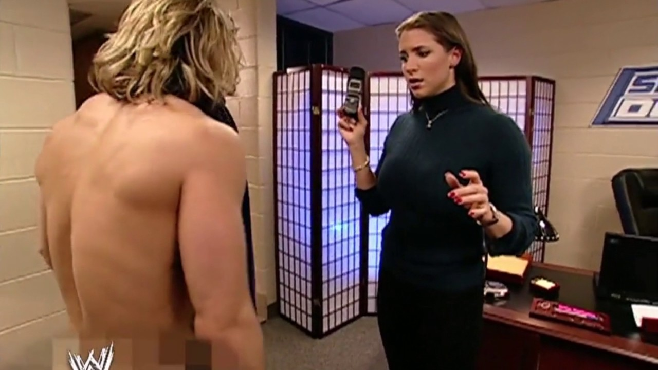 wwe stephanie sexy naked ass