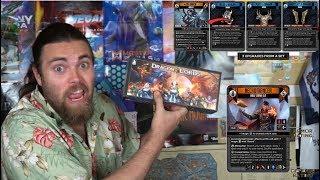 Dragon Lords - Kickstarter - Relaunch Review