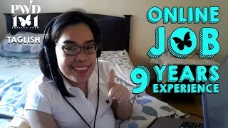 My Homebased Online Job Philippines | Paano Kumita ng Pera sa Online Job | Jozelle Tech I Ehm Able