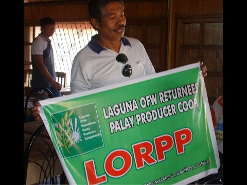 LORPP Coop Farm start up